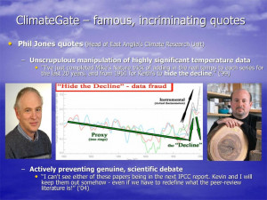 Church Of Global Warming – ClimateGate famous quotes – by James ...
