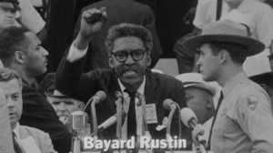 Bayard Rustin: the gay black pacifist at the heart of the March on ...