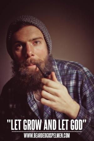 Bearded Gospel Men: Facial Hair For A More Manly Faith (PHOTOS)