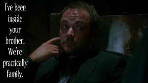 Supernatural Crowley Quotes