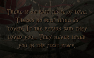 Quotes About Loss Loved One...