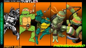 TMNT Michelangelo Biography