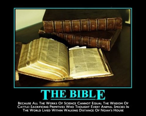 the bible - atheism Photo