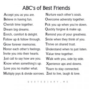 Cute Quotes About Friendship Tagalog