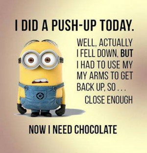 Minion Of The Day Funny Quotes