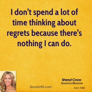 Sheryl Crow Quotes