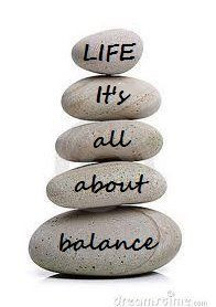 life it s all about balance # quote more everyday wisdom balance ...