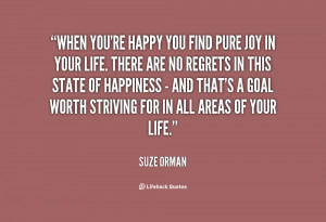 Pure Happiness Quotes