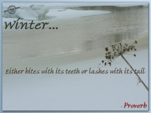 Funny Cold Weather Quotes And Sayings Funny winter snowman cartoon