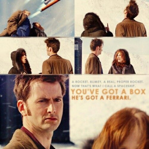 Awesome dr who quote.