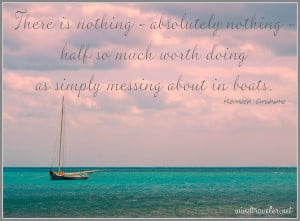Sailing Quotes from Sailboat Interior's I Love Sailing Facebook Page ...