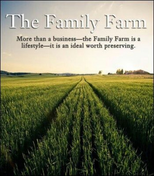 farmer #agriculture #quote: Families Business Quotes, Farms Families ...