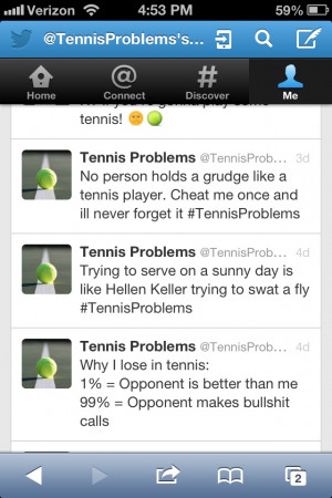 Tennis Player Quotes Tennis quotes players say