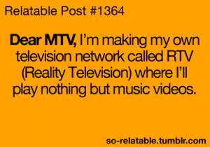 funny quote music quotes MTV relate videos relatable music videos
