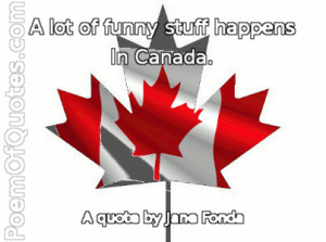 Canada Day: Quotes About Canada