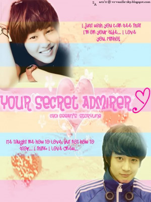 Favorite Quotes From Compiled Fromcute Secret Admirer