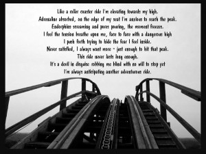 Daily Inspiration: The Ride of Life Poem - Inspirational Photos