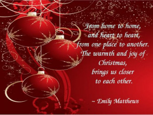 Christmas Quotes from Charles Dickens