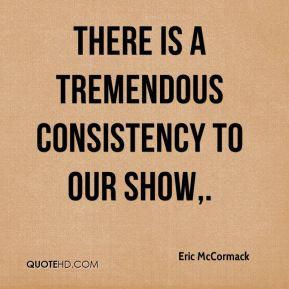 Consistency Quotes