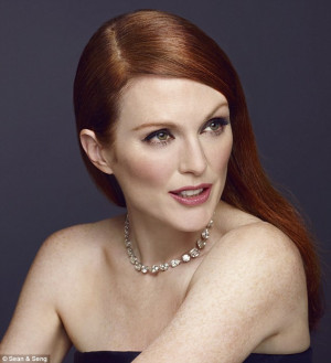 Julianne Moore Hair Color Formula