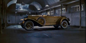 the great gatsby yellow car quotes