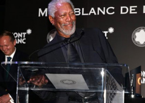 ... Morgan Freeman never issued the viral quote that has been attributed
