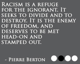 Famous Quotes About Racism