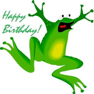 wish you an happy 25th birthday but stop having so many birthdays ...