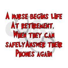 Nurses are all crazy
