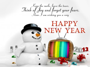 Happy New Year 2013 sayings for greeting cards 05