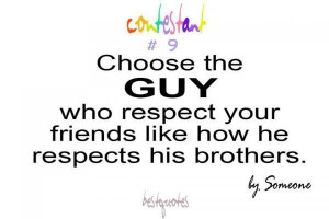 Having a Best Guy Friend Quotes