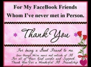 Thank You Being My Friend Quotes Sayings ~ funny Being sayings A Good ...