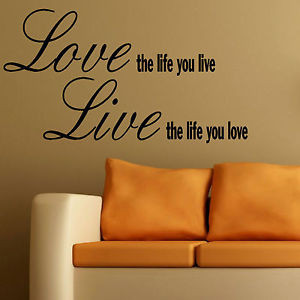 LARGE-WALL-QUOTE-BOB-MARLEY-LIVE-THE-LIFE-YOU-LOVE-STICKER-ART ...