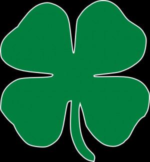 clover symbol service through 4 h logo 4 h clover symbol 4 h club ...