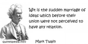 Famous quotes reflections aphorisms - Quotes About Marriage - Wit is ...