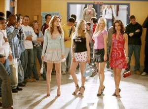Back to article: 'Mean Girls' 20 greatest quotes: Making
