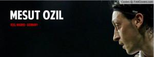 Mesut Ozil Profile Facebook Covers