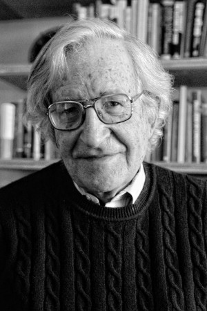 Noam Chomsky Interview: