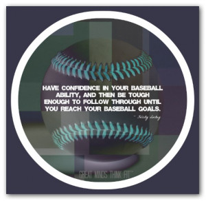 Baseball Motivational Quote #011