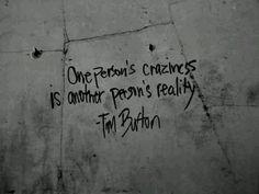 Tim Burton Quotes Tim burton quote