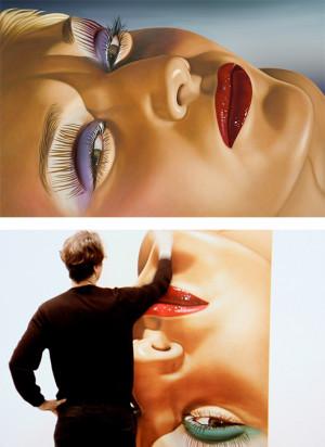 Richard Phillips Paintings