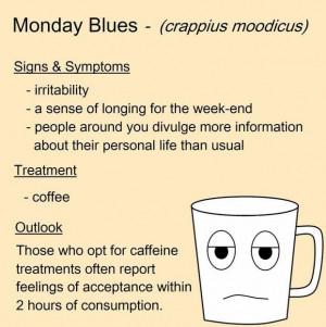 Monday Blues