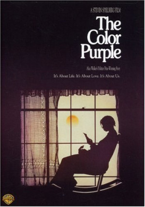 Colors The Color Purple Movie Poster