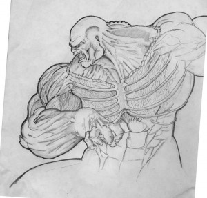 Displaying 15 Images For Hulk Vs Abomination Coloring Pages