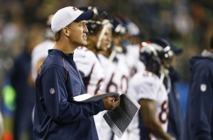 Broncos preseason: Peyton Manning quotes