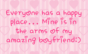 Amazing Boyfriend Quotes