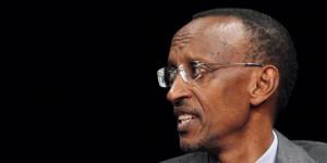 Sident Rwanda Paul Kagame...