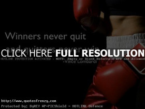 Life Love Quotes Winners Never Quit And
