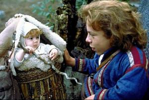 Willow est une épopée féerique, produite par Lucas Films et ...