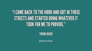 Quotes About the Hood